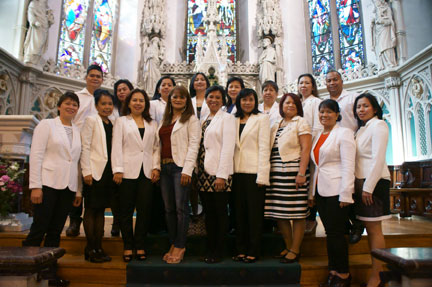 filipino choir